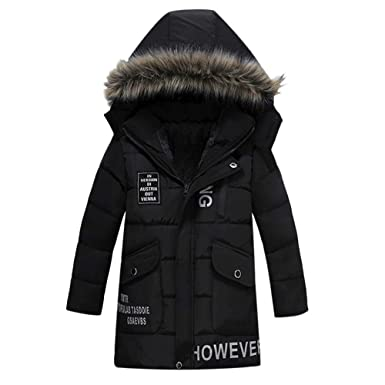 f982f903e Amazon.com  Outtop(TM) Baby Boys Girls Down Jacket Coats Toddler ...