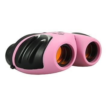 Dreamingbox Compacto Binoculares para Niños - Mejor Regalo