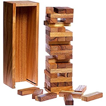 Woody's Large size Tower (11.5 Int) - Handmade from natural Thai Pine