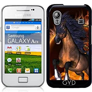 Funda para Samsung Galaxy Ace (GT-S5830) - Impresionante Caballo by nicky2342