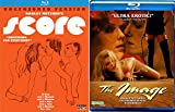 Radley Metzger's Score (Uncensored Version) and The Image Blu-ray Set Cult 2-Movie Bundle Set
