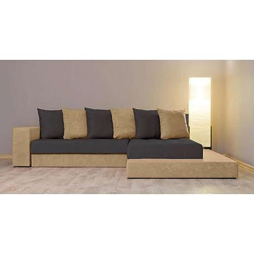 Just Home Orcus sofá (Plataforma de): 185 x 252 en Varios ...