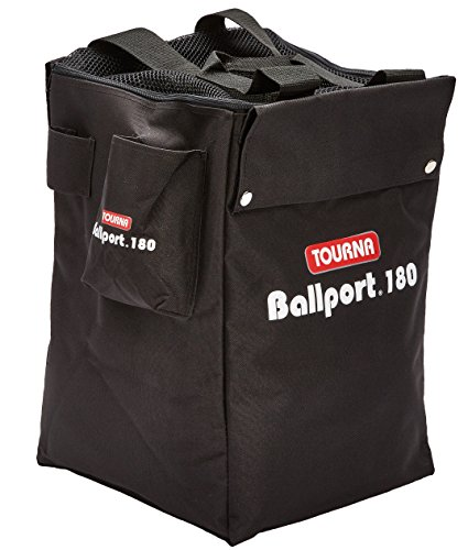 Tourna Ballport Tennis Ball Carry (Ball Hopper Travel Cart)