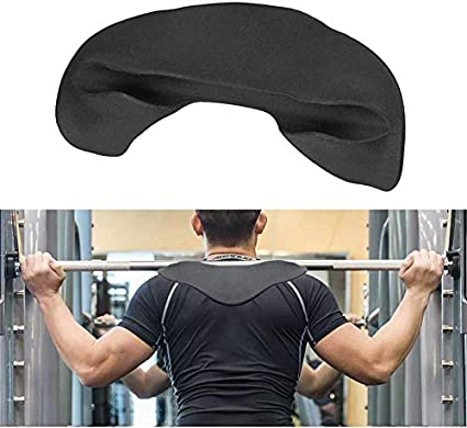 Weight Lifting Gym Squat Shoulder Protect Barbell Pad Fitness Support Neck Case*