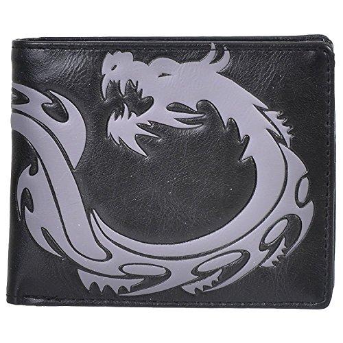 Shag Wear Men's Bifold Wallet -