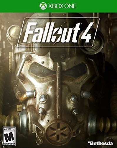 Fallout 4 - Xbox One [video game] (Best Rpg Games For Xbox 360 Of All Time)