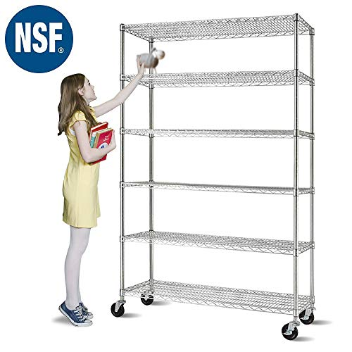Top 10 steel wire shelving 10