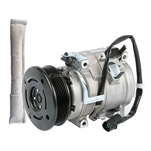 For Mitsubishi Outlander /& Sport Lancer AC Compressor w// A//C Drier
