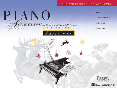 Primer Level - Christmas Book: Piano Adventures (Piano Adventures: The Basic Piano Method) ()