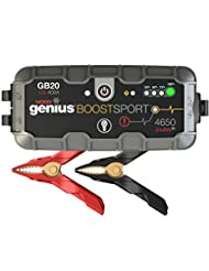 NOCO Genius Boost Sport GB20 400 Amp 12V UltraSafe Lithium Ju...