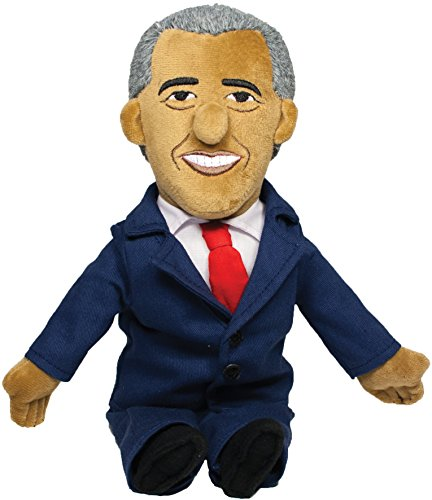 President Barack Obama Plush Doll - Little Thinkers by The Unemployed Philosophers (Barack Obama Doll)