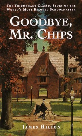 Image result for Goodbye, Mr. Chips book