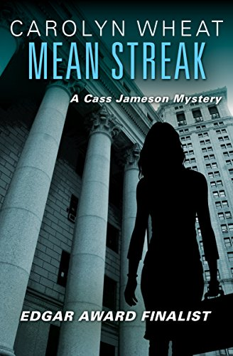 Mean Streak The Cass Jameson Mysteries Book 4 Kindle Edition By