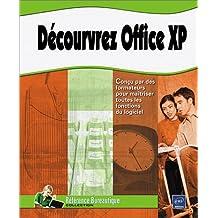 Découvrez office XP