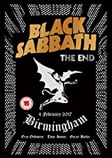 The End. Live from the Genting Arena, Birmingham (+ Audio CD) [Blu-ray]