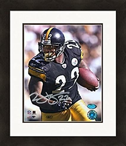 Duce Staley Signed Picture - 8x10 Vertical Matted   Framed - Autographed NFL  Photos 18414c127