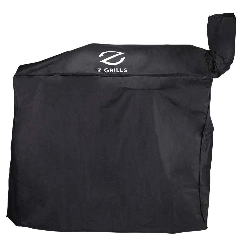 Z GRILLS ZGC-02B Grill Cover for Z Gill ZPG-700D, ZPG-700E, ZPG-7002E, ZPG-7002B, Black by Z GRILLS