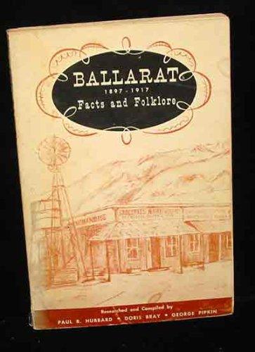 Ballarat, 1897 - 1917: Facts and - Shops Ballarat