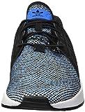 adidas Originals Baby X_PLR EL Running Shoe, Bright Blue/Black/White, 9K M US Toddler