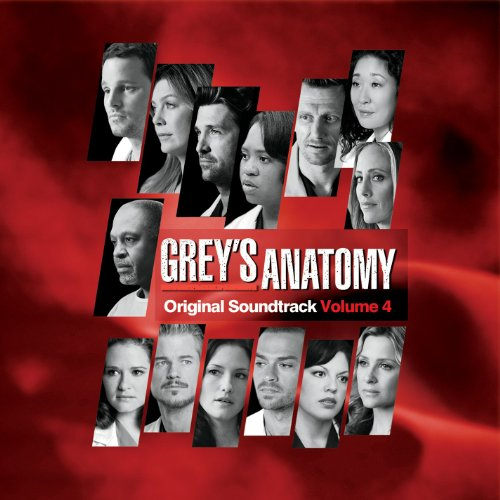 Greys Anatomy Original Soundtrack Volume 4 By Various Artists On