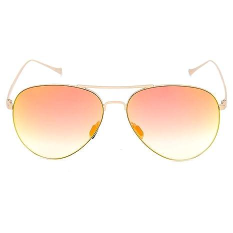 WSW Gafas De Sol Naranjas Moda Gafas De Sol para Hombres Y ...