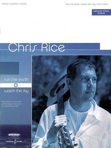 Music Rice Word Chris (Chris Rice - Run the Earth ... Watch the Sky)