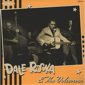 Dale Rocka & The Volcanoes - Mama, Mama, Mama 7inch, 45rpm