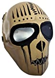 Airsoft Mask & Paintball Mask Army of two Mask Protective Gear Outdoor Sport Fancy Party Ghost Masks Bb Gun