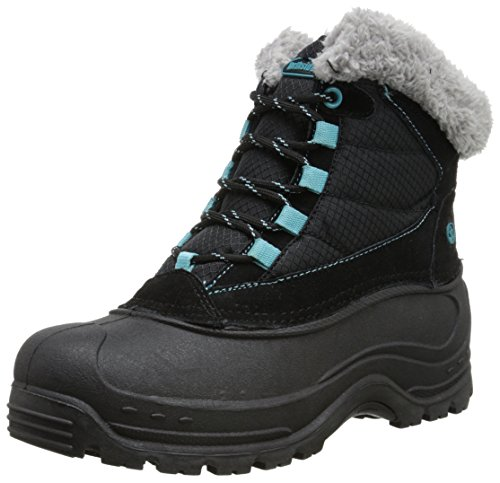 Northside Fairmont II de la mujer botas de nieve, color negro, talla 6 B(M) US