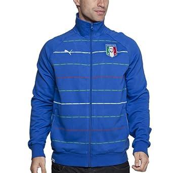 Para hombre Puma Italia azul de chándal para Azul azul: Amazon.es ...