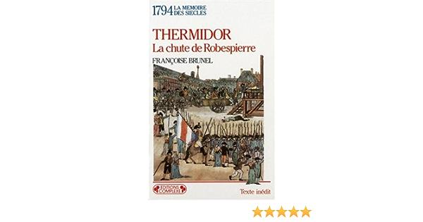 La Chute De Robespierre