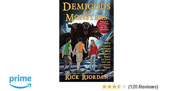 Free demigods and monsters download epub
