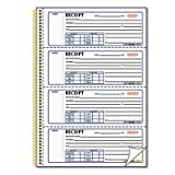 RED8L810 - Money Receipt Book