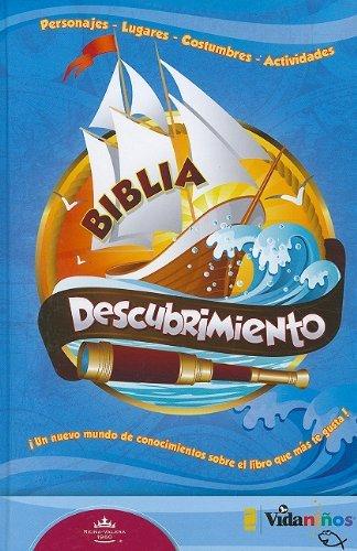 (Biblia Descubrimiento RVR 1960 (Spanish)