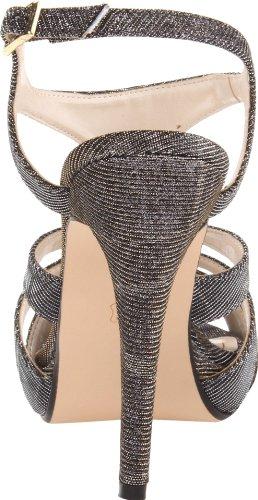 Caparros Femmes Irlande T-strap Sandale Champagne