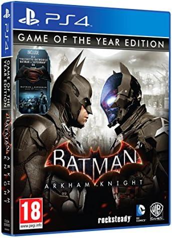 Batman Arkham Knight Goty ed.: Amazon.es: Videojuegos
