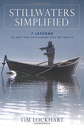 Download Stillwaters Simplified: 7 lessons to help you catch more fish on the fly pdf