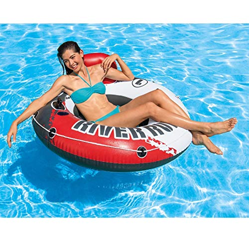 MRT SUPPLY River Run 1 53'' Inflatable Floating Tube Lake Pool Ocean Raft (36 Pack) with Ebook by MRT SUPPLY (Image #2)