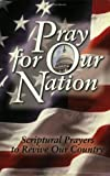 Pray for Our Nation, Harrison House Publishing Staff, 157794254X