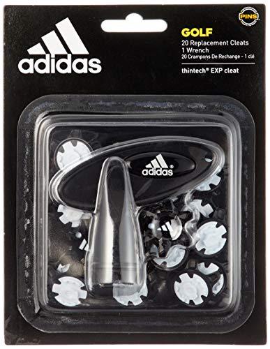 Adidas ThinTech EXP Golf Spikes   Silver