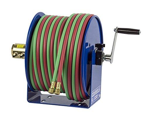 Hose Welding Reel Series (Coxreels 112WT-1-100 Welding Hand Crank Hose Reel: 1/4