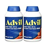 Advil Pain Reliever / Fever Reducer Coated