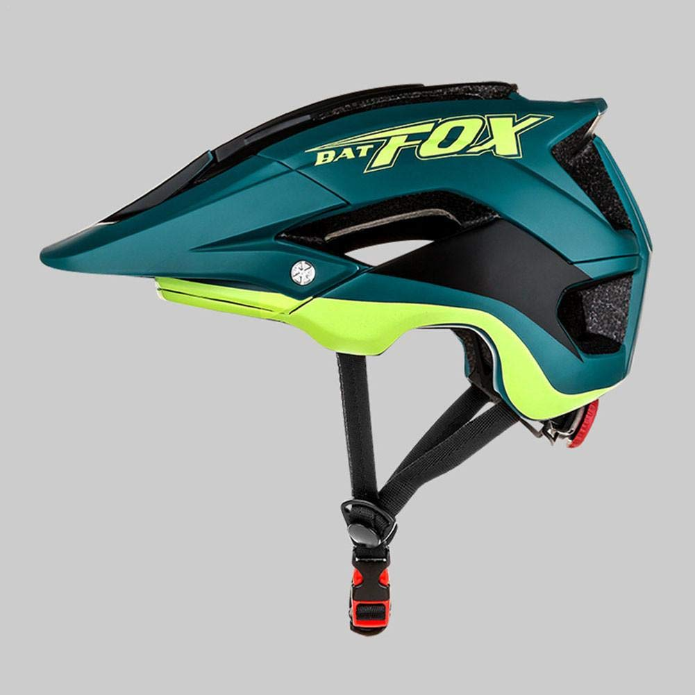 StageOnline Bicycle Helmets BATFOX Bicycle Ciclismo Mountain /& Road Casco de Bicicleta Protecci/ón de Seguridad para Adultos Ajustable y Transpirable