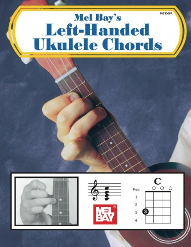 Left-Handed Ukulele Chords: In Photo and Diagram Form