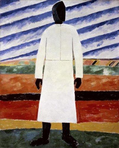 Farmer 22 x 17.756 Art Print On Canvas