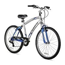 Northwoods Pomona Men's Cruiser Bike, 26-Inch