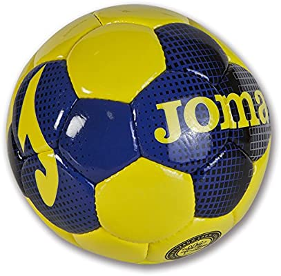 Joma - Balon Sala Indoor Amarillo-Azul Talla 62: Amazon.es ...