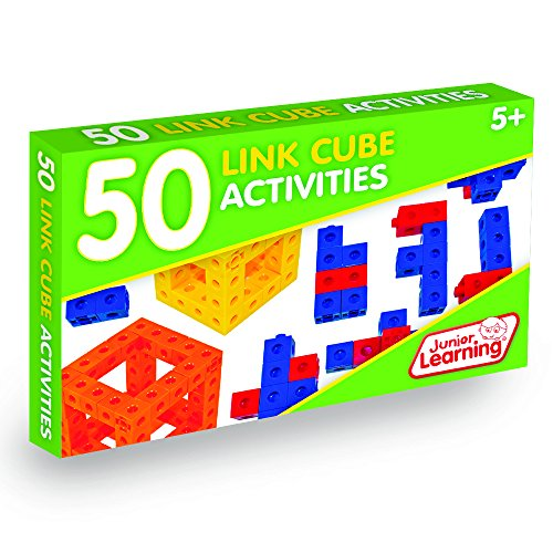 - Junior Learning 50 Link Cube Activities