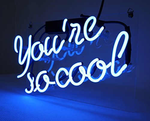 'You Are So Cool' Beer Neon Sign Room Decor for Pub for sale  Delivered anywhere in Canada