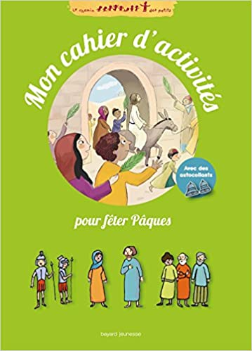 En ligne téléchargement Mon cahier d'activités pour fêter Pâques epub pdf